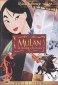 DVD MULAN DISNEY