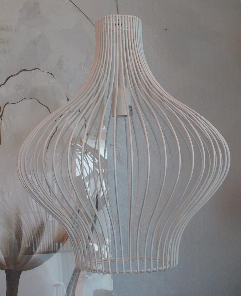 Lampadario GIBAS TITTI 170/1S1/C97 Idea Luce di Filippi - Carrù(Cuneo)