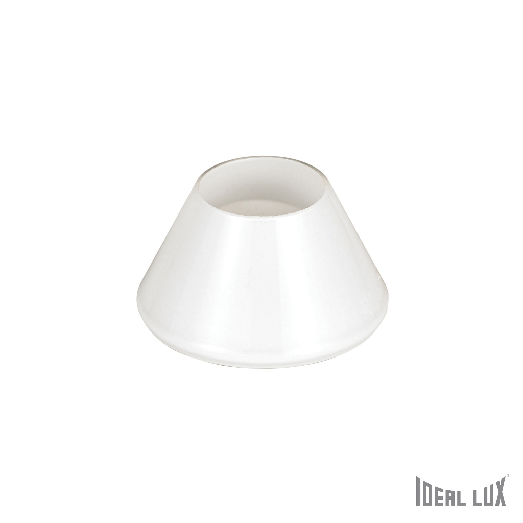 Fiaccola tl1 bianco ideal lux - Ideal lux lampade da tavolo ...