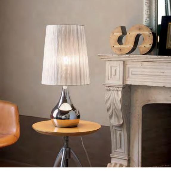 Eternity tl1 big ideal lux - Ideal lux lampade da tavolo ...