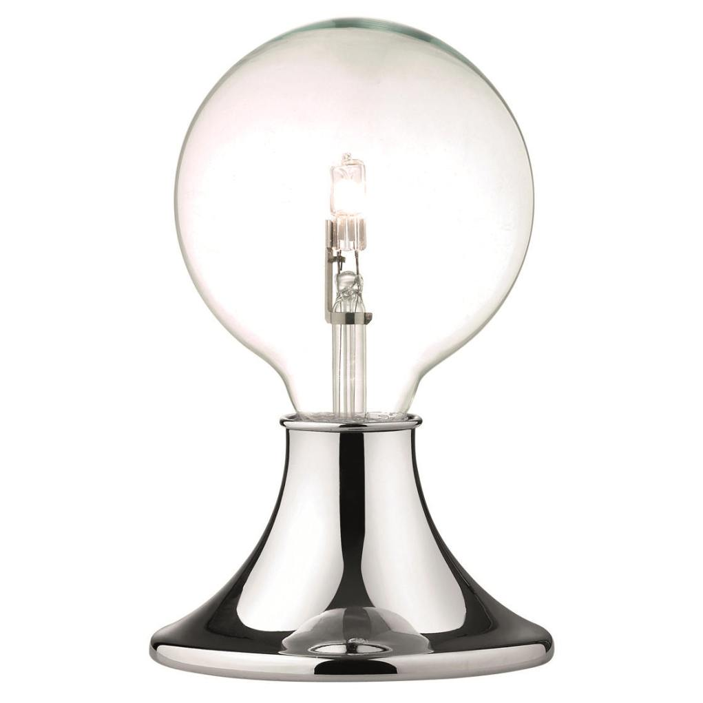 Lampada da tavolo ideal lux touch cromo idea luce di - Ideal lux lampade da tavolo ...