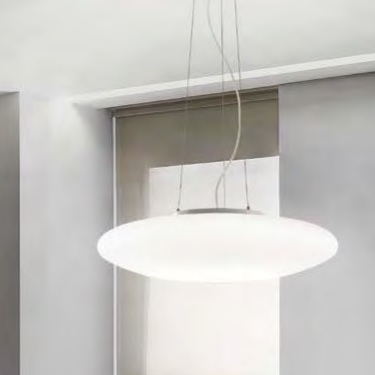 Lampadario moderno 5 luci largo 60cm