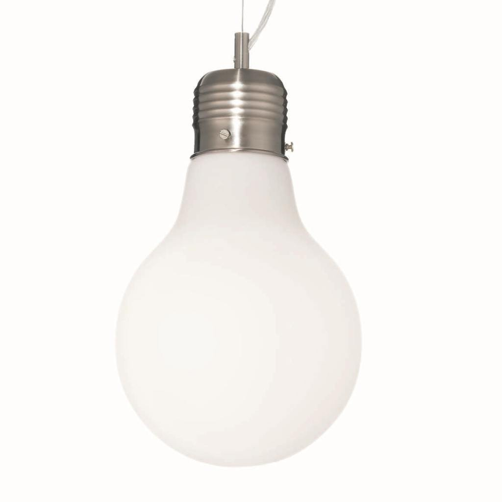 Lampadario IDEAL LUX LUCE BIANCO SP1 SMALL Idea Luce di ...