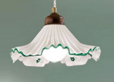 Lampadario Rustico Ceramica : Lampadari di ceramica excellent sospensione dpanna s luci e w