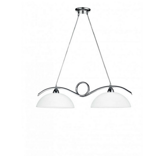 lampadari per cucina a due lampadine