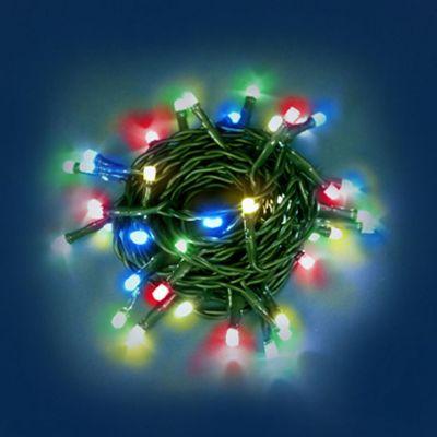 Lampadine Natale Ricambi: Tubo di lampadine bianche superluminose da esterno mt.