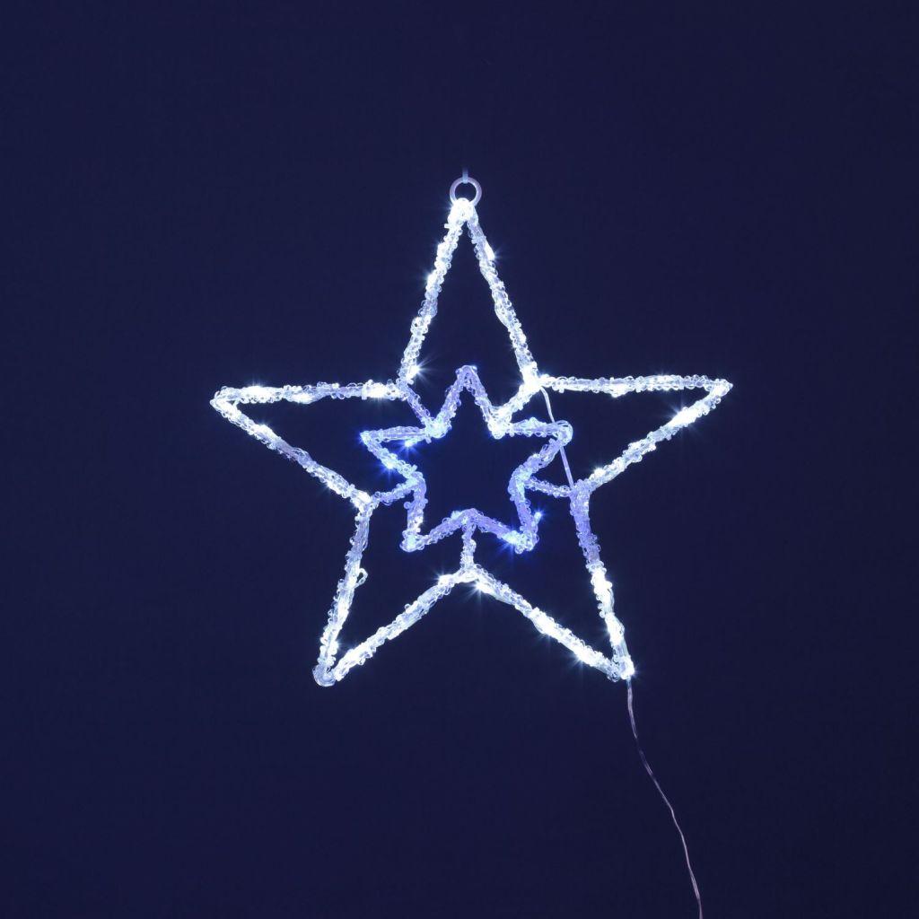 Stella Luminosa Di Natale.Stella Luminosa