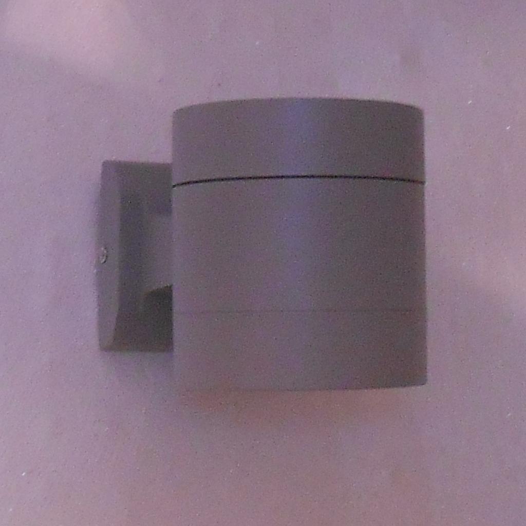 Lampada esterno offerta IDEAL LUX SNIF AP1 SMALL GRIGIO Idea Luce ...