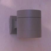 Lampada esterno offerta SNIF AP1 SMALL GRIGIO IDEAL LUX