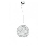Lampadario forma lampadina diametro 30cm OUTLET LUCI 33242 Idea Luce ...