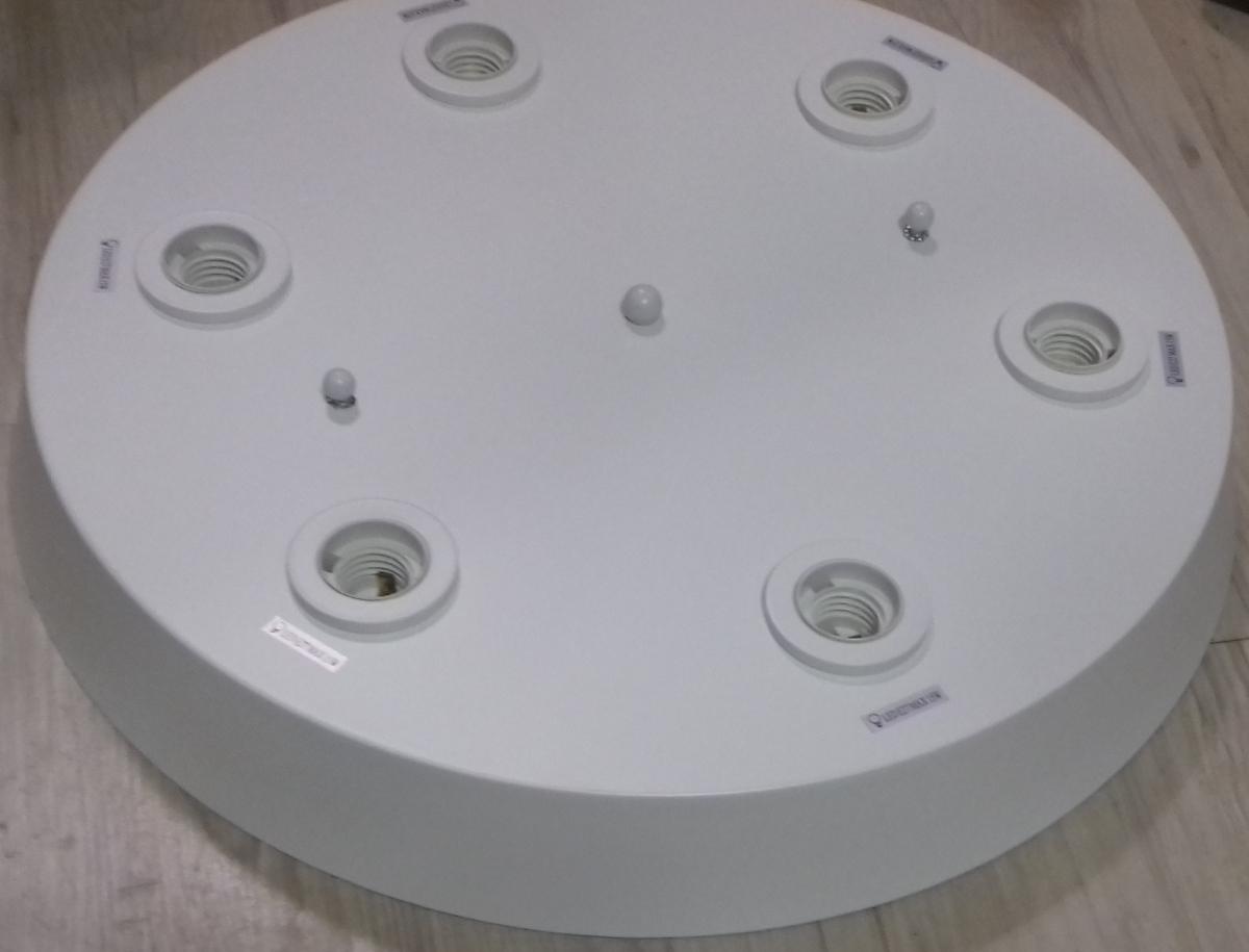 Plafoniere Con Lampadina A Vista : Plafoniera applique luci e lampadine a vista ideal lux globo