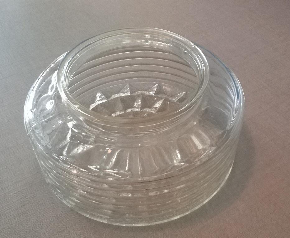 Ricambi Plafoniere Vetro : Vetro ricambio bov0027 idea luce di filippi carrù cuneo